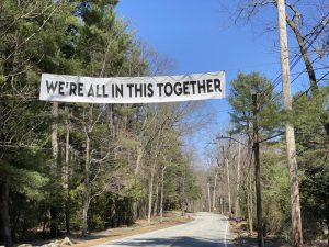 We're All In This Together Banner