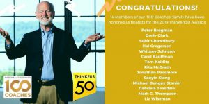 Thinkers 50 Finalists